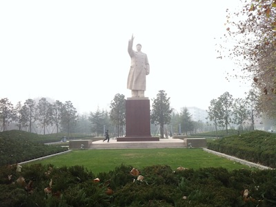 Zhengzhou Chairman Mao Statue