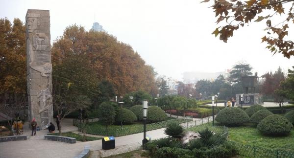 Zhengzhou Shang Dynasty Park